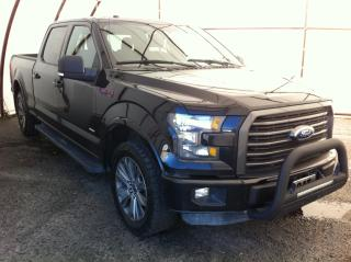 Used 2016 Ford F-150 XLT NAVIGATION, DUAL POWER SEATS, TRAILER PARKING ASSIST, REVERSE CAMERA for sale in Ottawa, ON