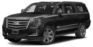 New 2019 Cadillac Escalade ESV PLATINUM for sale in Bolton, ON