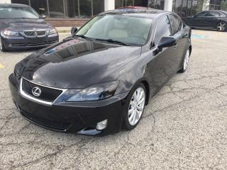 Used 2008 Lexus IS 250 for sale in North York, ON