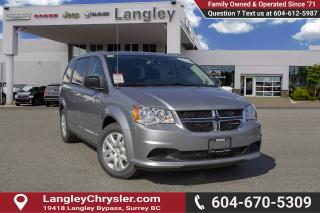 Used 2017 Dodge Grand Caravan CVP/SXT <B>*NO ACCIDENTS*X-DEMO*LOW KMS</B> for sale in Surrey, BC