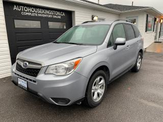 Used 2015 Subaru Forester i for sale in Kingston, ON