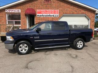 Used 2015 RAM 1500 ST 4X4 HEMI CREW for sale in Bowmanville, ON