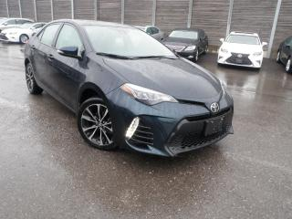 Used 2017 Toyota Corolla XSE for sale in Toronto, ON