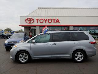 Used 2017 Toyota Sienna LE for sale in Cambridge, ON