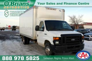 Used 2008 Ford Econoline Commercial Cutaway for sale in Saskatoon, SK