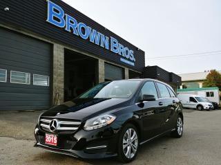 Used 2015 Mercedes-Benz B250 B 250 Sports Tourer, LOCAL, ACCIDENT FREE for sale in Surrey, BC