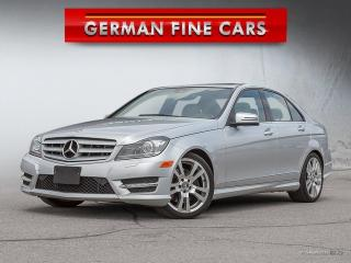 Used 2013 Mercedes-Benz C 350 4MATIC**AMG SPORT PACKAGE, NAVIGATION** for sale in Bolton, ON