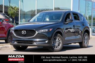 Used 2018 Mazda CX-5 Gs Awd Bluetooth Awd for sale in Lachine, QC