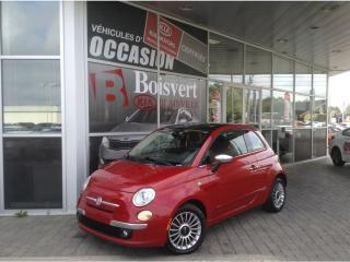 Used 2012 Fiat 500 A/C for sale in Blainville, QC