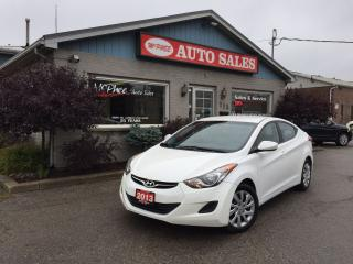 Used 2013 Hyundai Elantra GLS for sale in London, ON