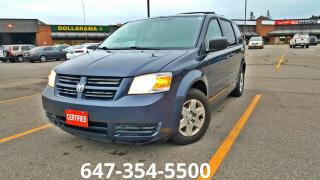 Used 2009 Dodge Caravan SE for sale in Mississauga, ON