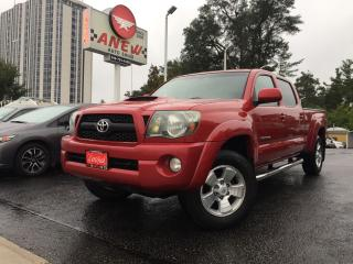 Used 2011 Toyota Tacoma TRD 4X4 LOADED for sale in Cambridge, ON