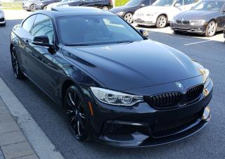Used 2015 BMW 435i Xdrive M Performance for sale in Dorval, QC