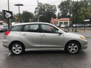Used 2004 Toyota Matrix XR for sale in Ottawa, ON