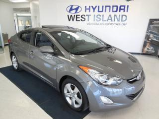 Used 2012 Hyundai Elantra GLS, 1.8L, Berline, automatique for sale in Dorval, QC