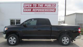 Used 2014 Toyota Tundra SR5 for sale in Toronto, ON