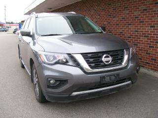 Used 2017 Nissan Pathfinder SV AWD for sale in Saint John, NB