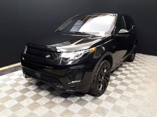 New 2019 Land Rover Discovery Sport HSE Luxury for sale in Edmonton, AB