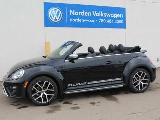 New 2018 Volkswagen Beetle Convertible Dune Convertible for sale in Edmonton, AB