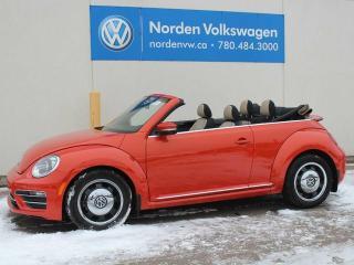 New 2018 Volkswagen Beetle Convertible Coast for sale in Edmonton, AB