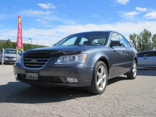 Used 2009 Hyundai Sonata GLS / ONE OWNER / LOW MILEAGE for sale in Newmarket, ON