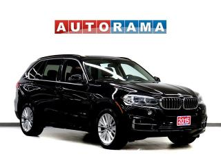 Used 2015 BMW X5 PREMIUM TECH PKG PARKTRONICS BACKUP CAM 4WD for sale in Toronto, ON