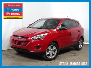 Used 2014 Hyundai Tucson GL for sale in Drummondville, QC