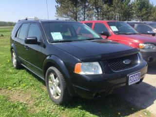 Used 2005 Ford Freestyle Limited | AS IS PRICE for sale in Harriston, ON