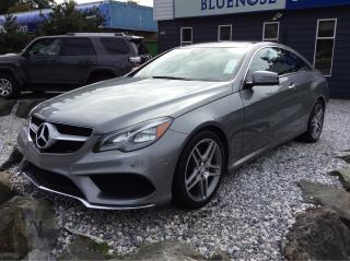 Used 2014 Mercedes-Benz E350 E 350 for sale in Parksville, BC