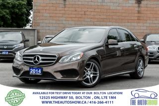 Used 2014 Mercedes-Benz E-Class E 350 4MATIC NAVI GPS SPORTS PREMIUM for sale in Bolton, ON