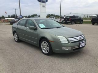 Used 2008 Ford Fusion SEL   Bluetooth   Keyless Entry for sale in Harriston, ON