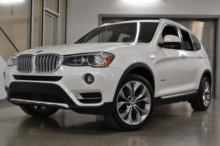 Used 2016 BMW X3 xDrive28i for sale in Laval, QC