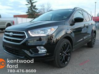 New 2018 Ford Escape SE, SPORT Appearance Pkg, 4WD, 1.5L Ecoboost, Heated Front Seats, 19