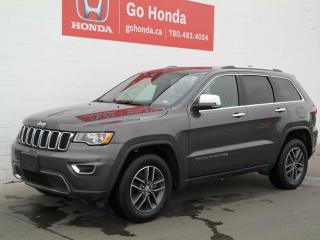 Used 2018 Jeep Grand Cherokee LIMI for sale in Edmonton, AB