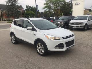 Used 2014 Ford Escape SE | 4WD | One Owner | Rear View Camera for sale in Harriston, ON