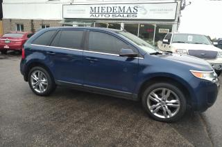 Used 2012 Ford Edge Limited for sale in Mono, ON
