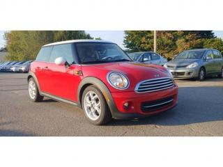 Used 2012 MINI Cooper for sale in St-jérôme, QC
