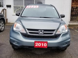 Used 2010 Honda CR-V LX for sale in Georgetown, ON