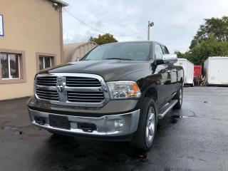 Used 2014 RAM 1500 Big Horn for sale in Hamilton, ON