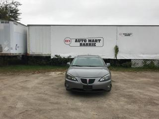 Used 2008 Pontiac Grand Prix for sale in Barrie, ON