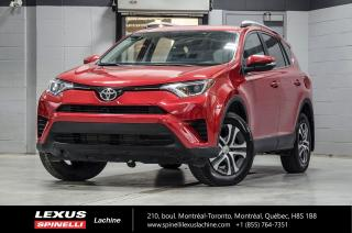 Used 2016 Toyota RAV4 Le Awd; Camera for sale in Lachine, QC