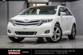 Used 2014 Toyota Venza Ltd V6 Awd; Cuir for sale in Lachine, QC