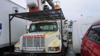Used 1998 International 4900 BUCKET AND DUMP CHIPPER for sale in North York, ON