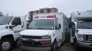 Used 2009 Chevrolet G3500 AMBULANCE for sale in North York, ON