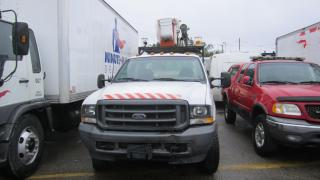 Used 2002 Ford F-450 4X4  4 DOOR CAB AND CACE for sale in North York, ON