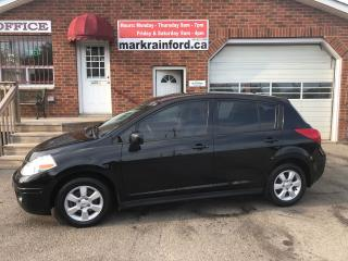 Used 2011 Nissan Versa 1.8 SL Auto Hatchback for sale in Bowmanville, ON