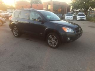 Used 2010 Toyota RAV4 AWD,AUTO,LEATHER,102KM,SAFETY+3YEARS WARRANTY INCL for sale in Toronto, ON