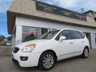 Used 2012 Kia Rondo AUTOMATIC,BLUETOOTH,ALLOYS,HEATED SEATS,ALL POWER for sale in Mississauga, ON