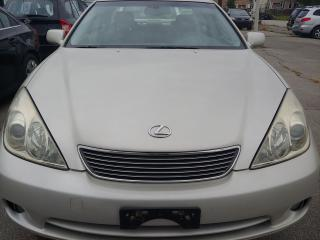 Used 2005 Lexus ES 330 Base for sale in Oshawa, ON