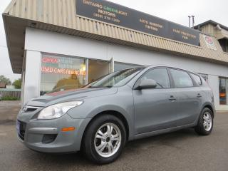 Used 2011 Hyundai Elantra Touring AUTOMATIC,ALL POWERED,A/C,HEATED SEATS,CRUISE,ALLO for sale in Mississauga, ON